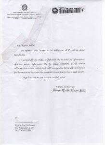 Presidenza Repubblica